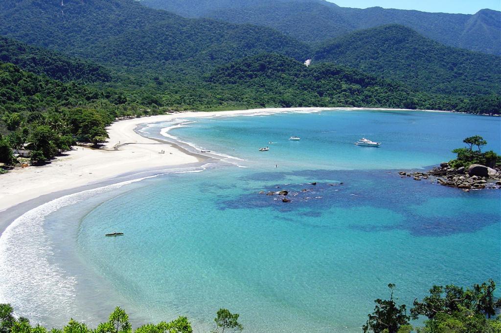 Ilhabela tem a maior faixa preservada de Mata Atlântica em área insular