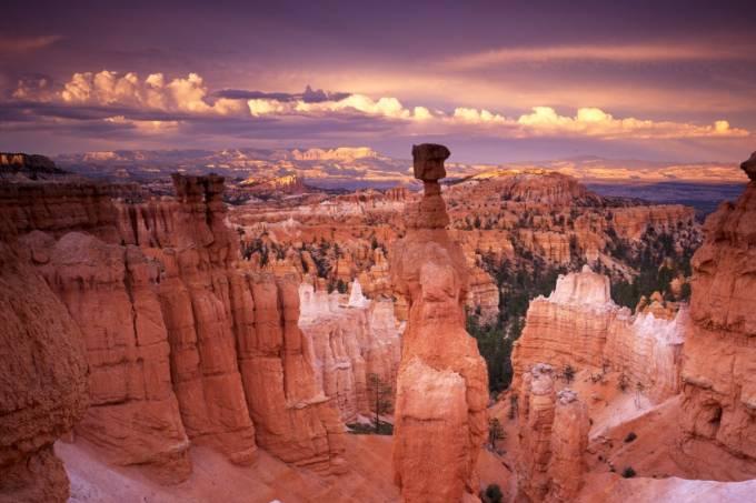 Parque Nacional Bryce, Utah, Estados Unidos