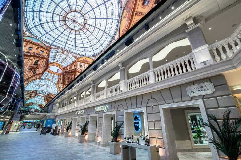 MSC Bellissima, Galleria Bellissima