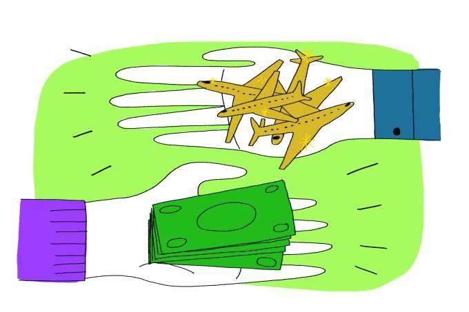 Ilustração Milhas