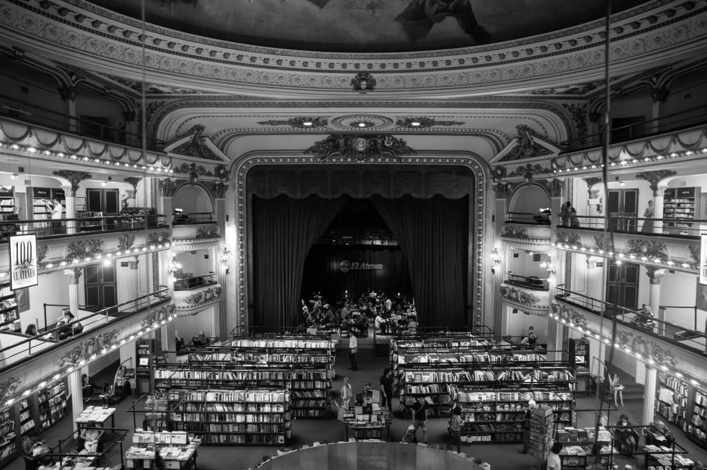 Livraria El Ateneu Gran Splendid, Recoleta, Buenos Aires, Argentina
