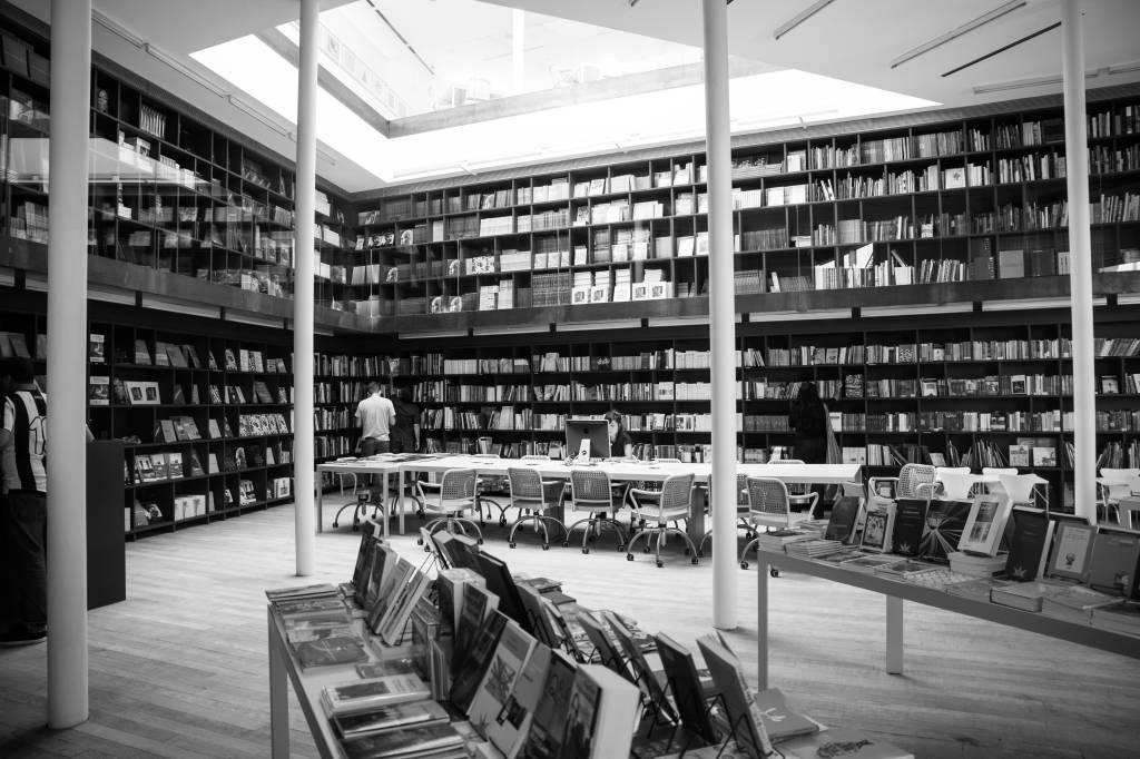 Livraria da Fundação Proa, La Boca, Buenos Aires, Argentina