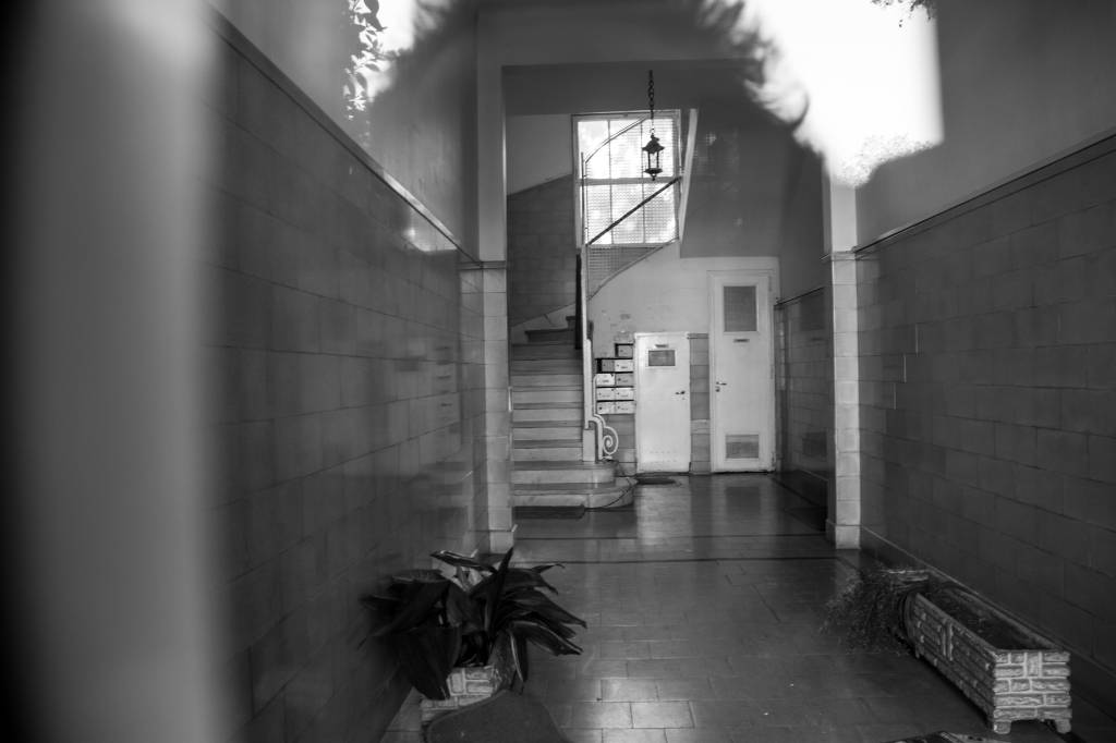 Interiror da casa onde viveu Julio Cortazar, Agronomia, Buenos Aires, argentina