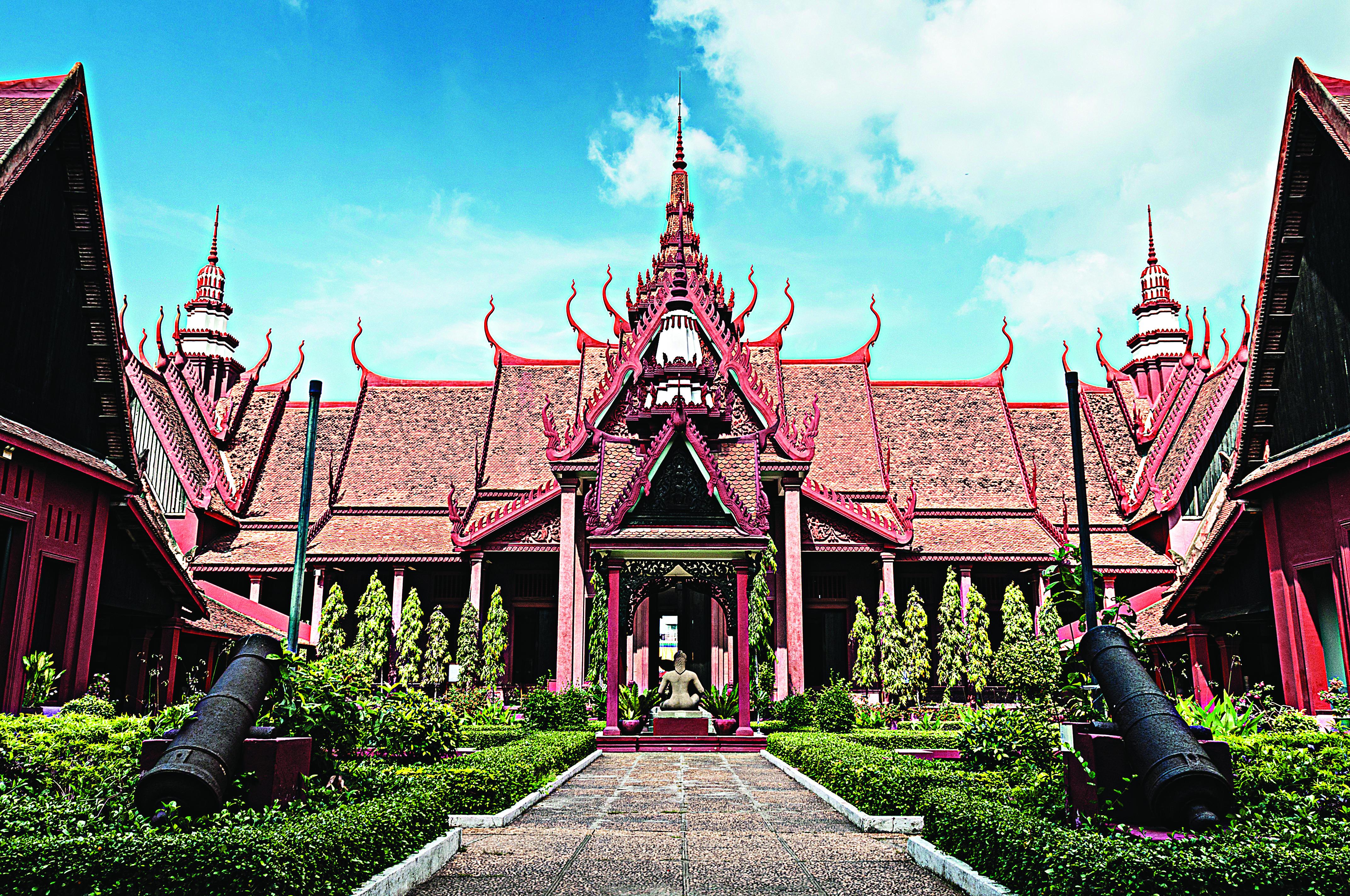 Palácio Nacional de Phnom Penh