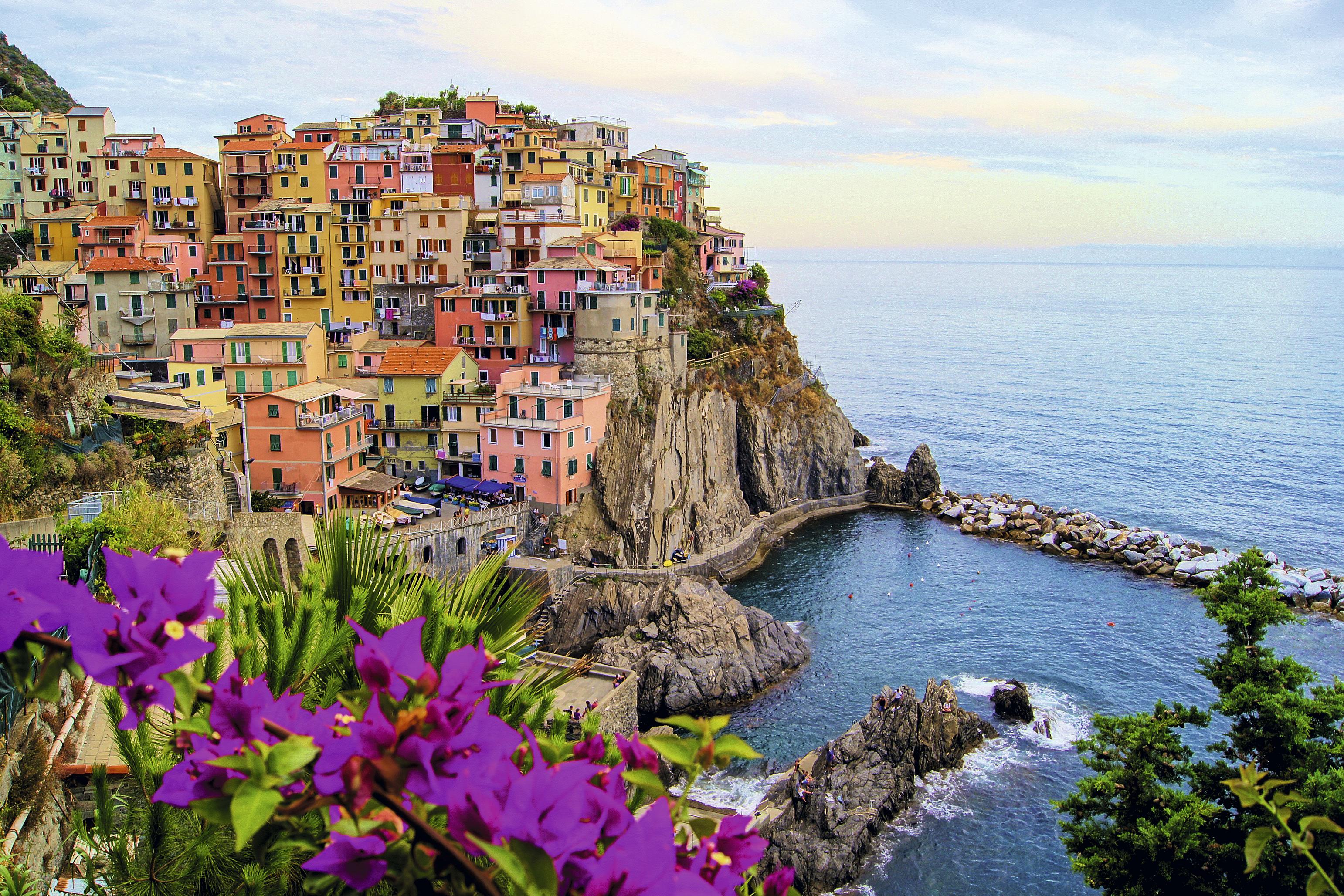 Imagina uma trilha pela Cinque Terre?