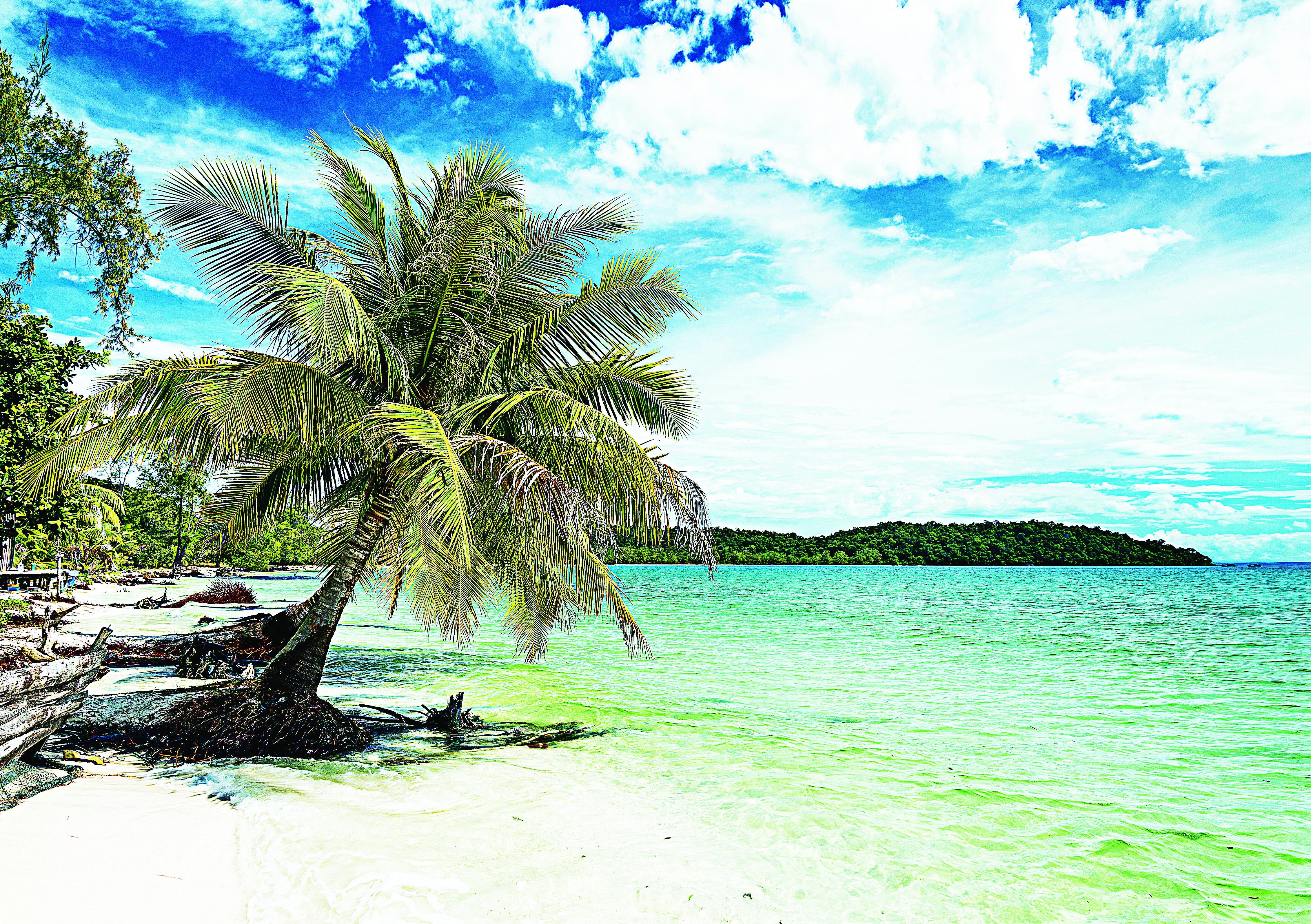 Praia Koh Rong