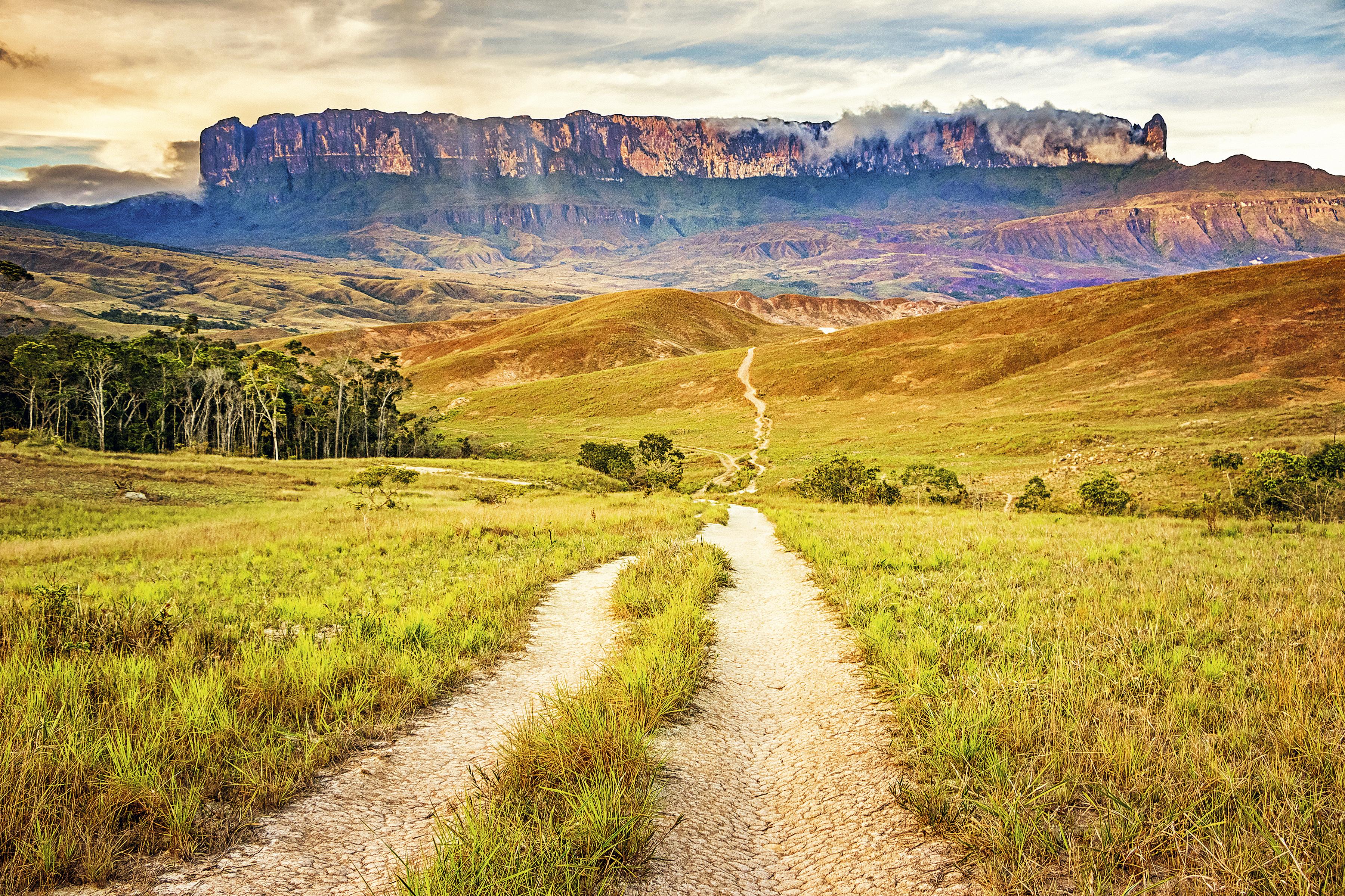 O Brasil tem opções de trekking para todos os gostos