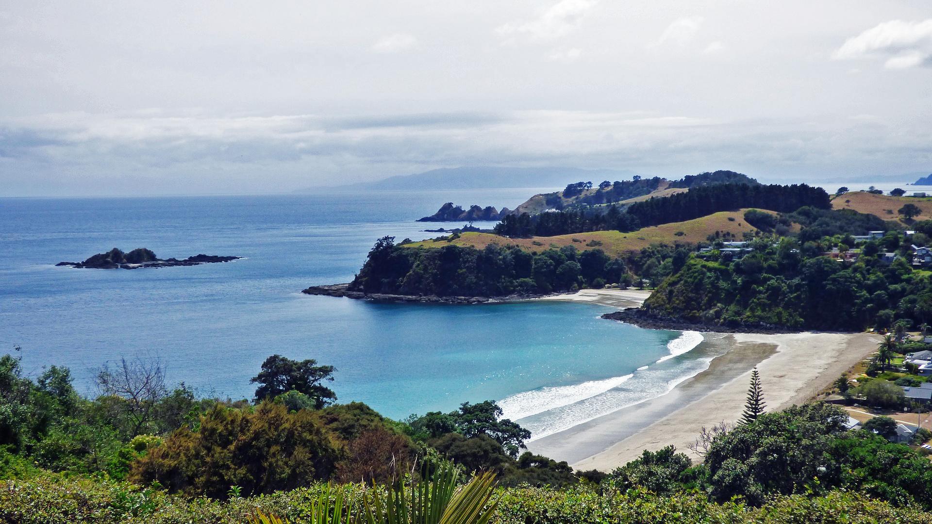 Little Palm Beach, Nova Zelândia