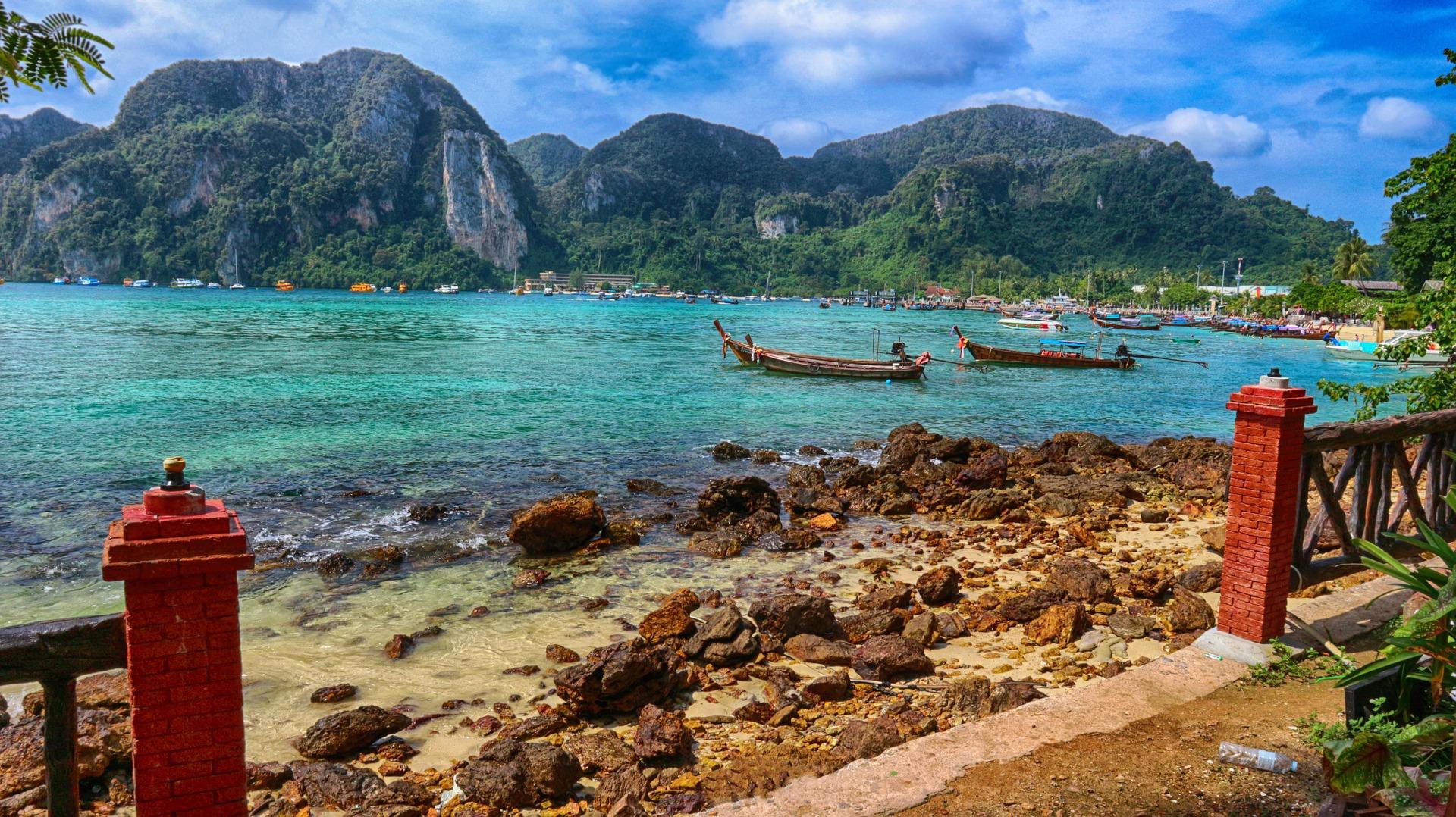Koh Phi Phi promete uma visita rápida e inesquecível