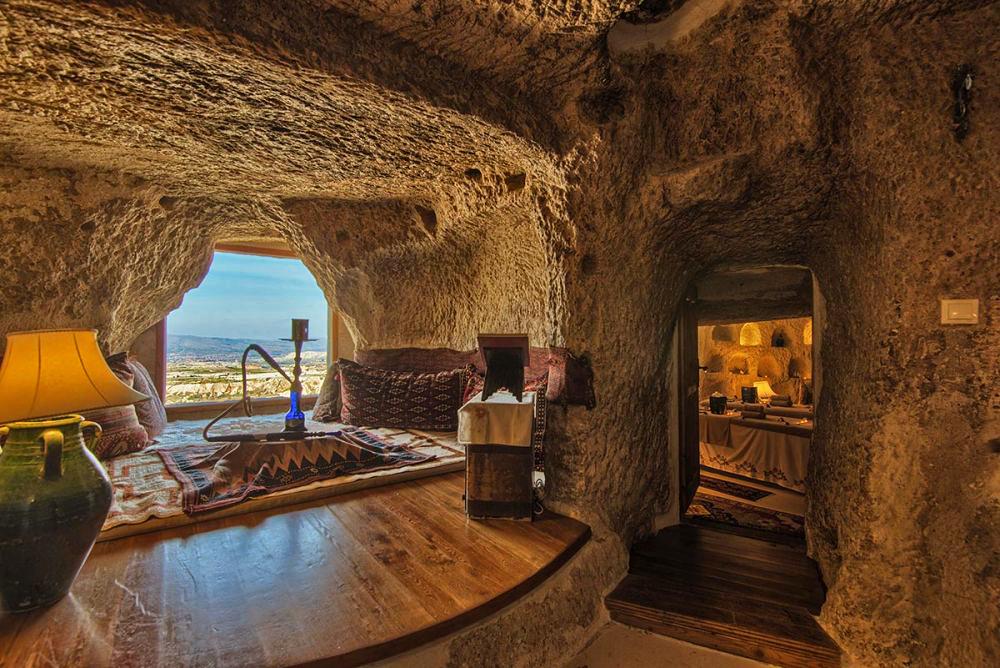 Suíte Spa do Museum Hotel, Capadócia, Turquia