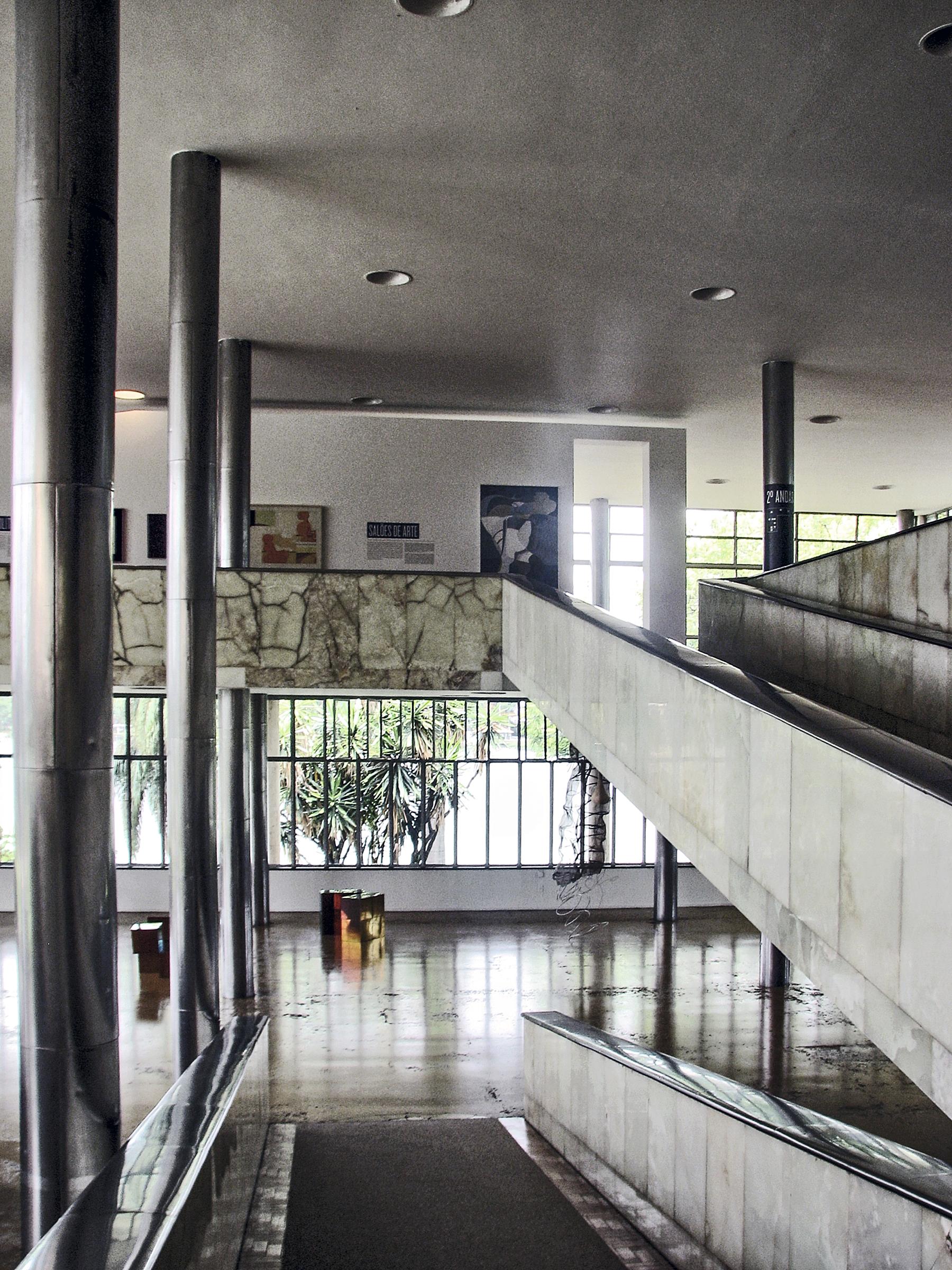 Museu de Arte da Pampulha, Belo Horizonte, Minas Gerais, Brasil