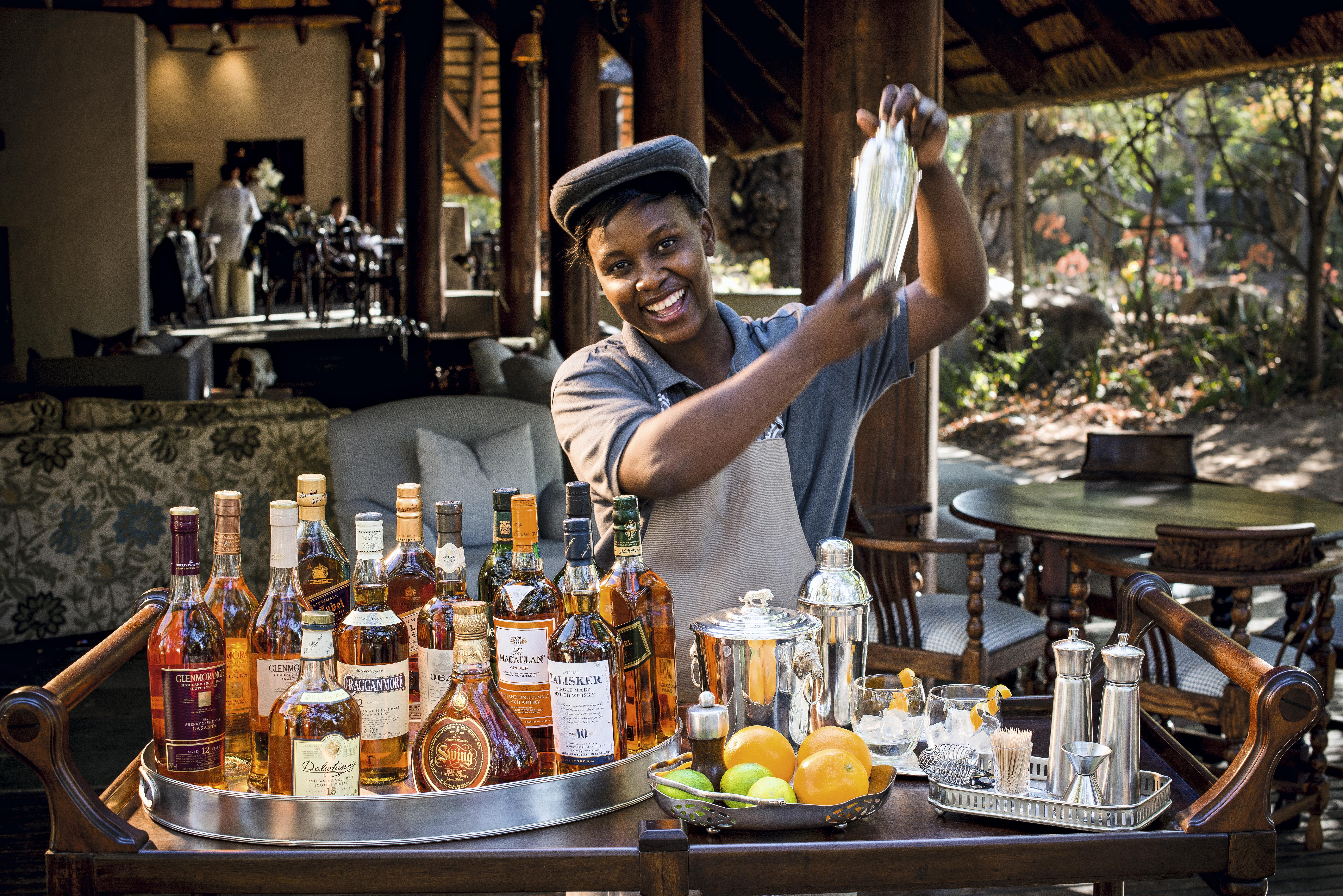 &Beyond Ngala Safari Lodge, Kruger National Park, África do Sul