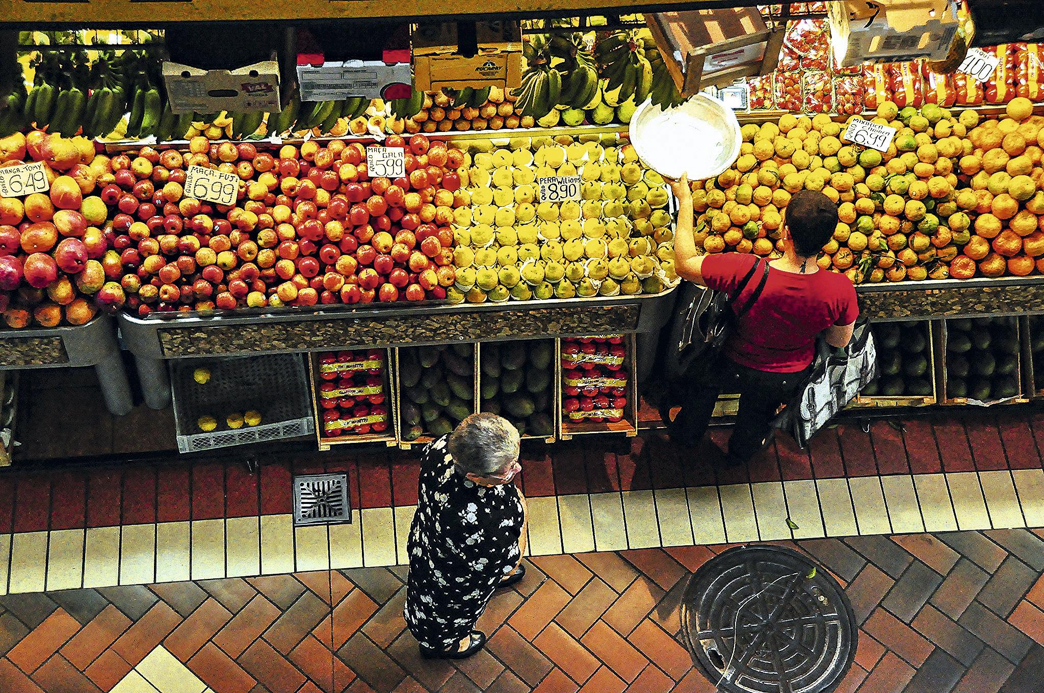 Mercado Central de Belo Horizonte, Minas Gerais, Brasil
