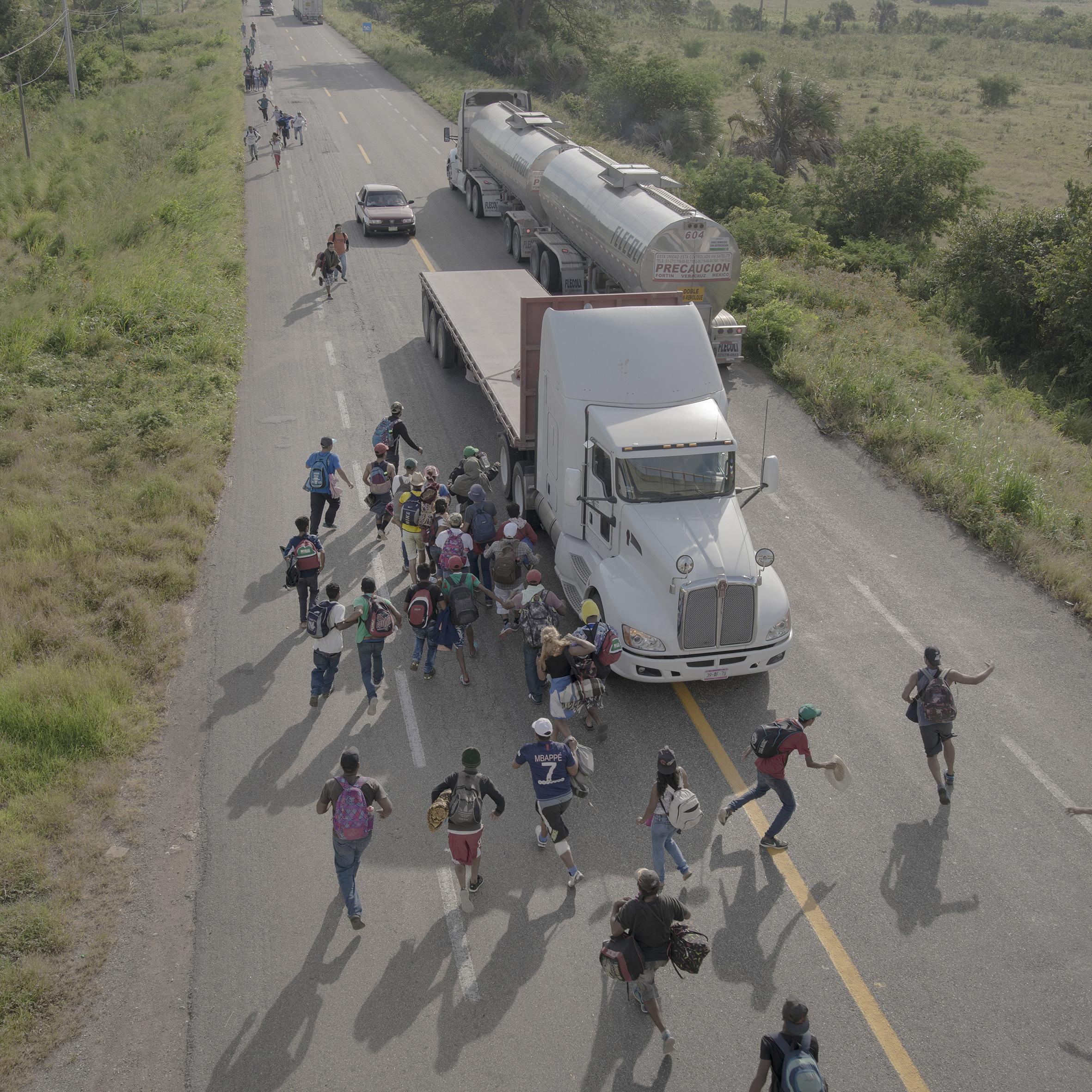 A Grande Caravana, Pieter Ten Hoopen