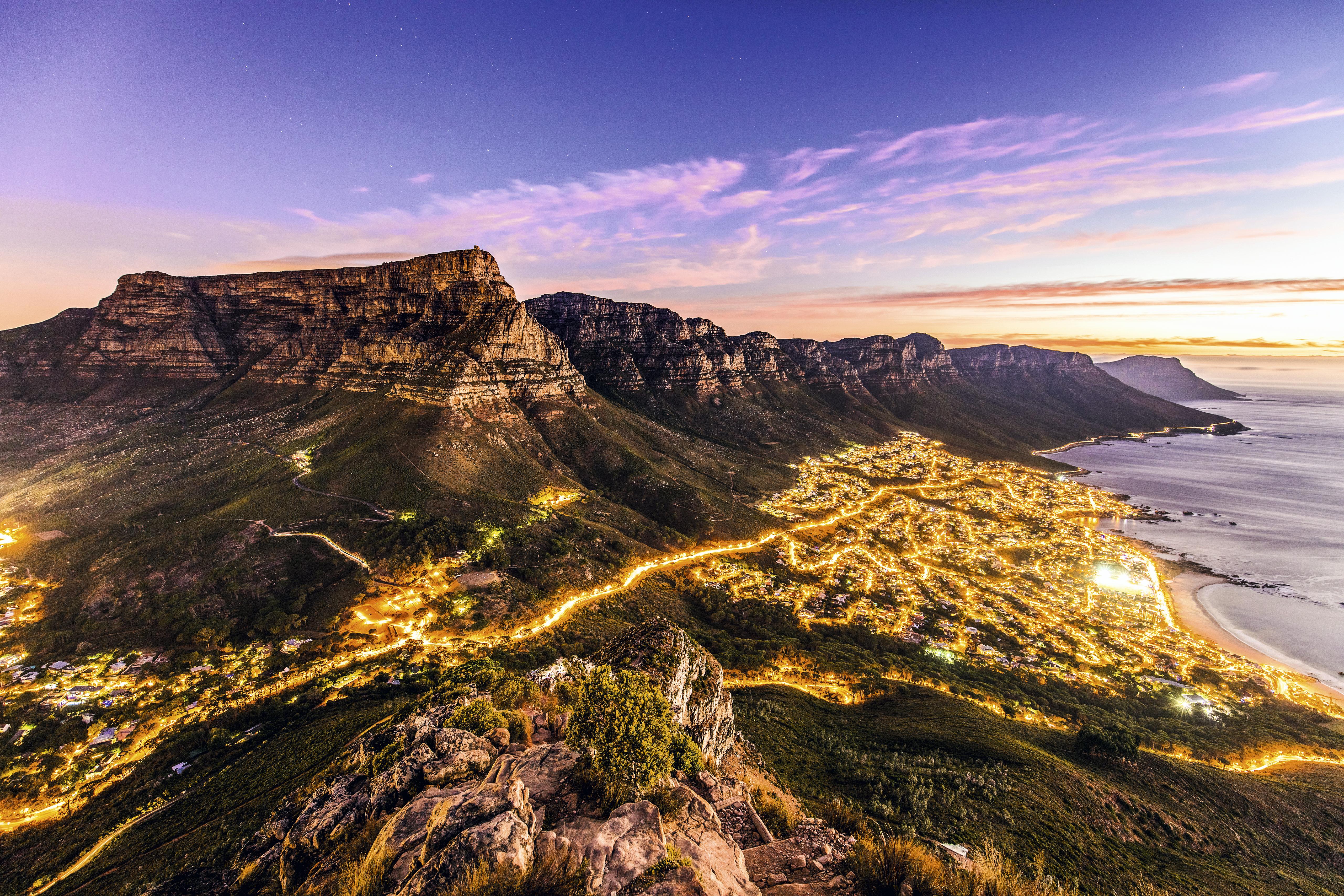 Camps Bay, África do Sul