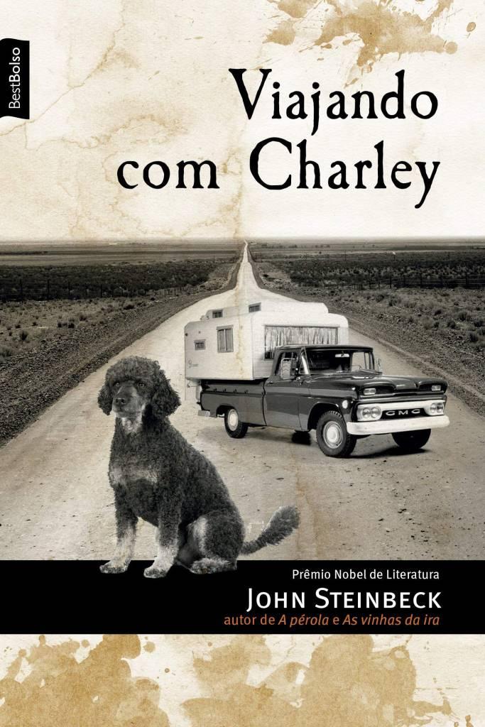Livro Viajando com Charley