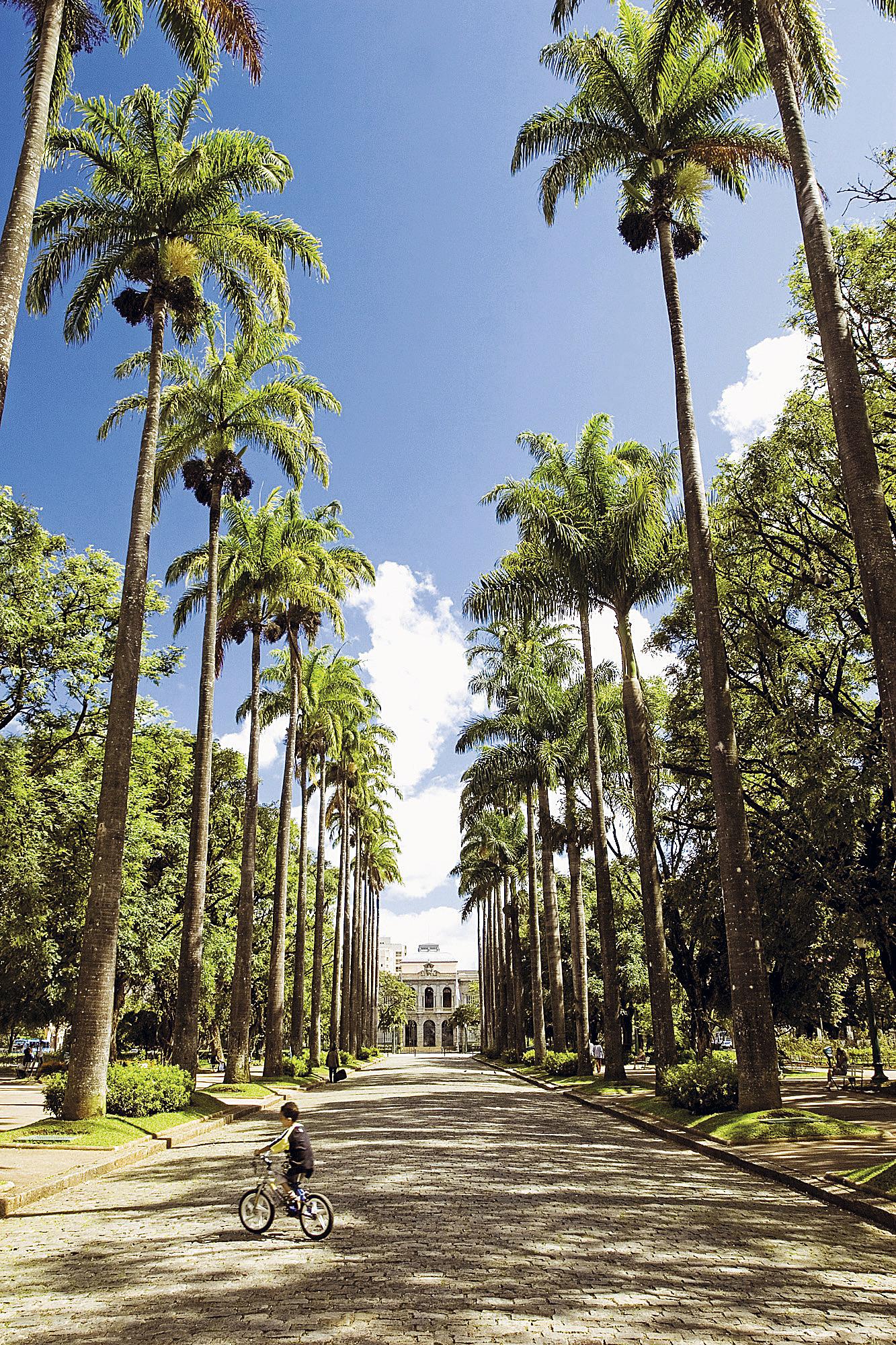 Praça da Liberdade, Belo Horizonte, Minas Gerais, Brasil