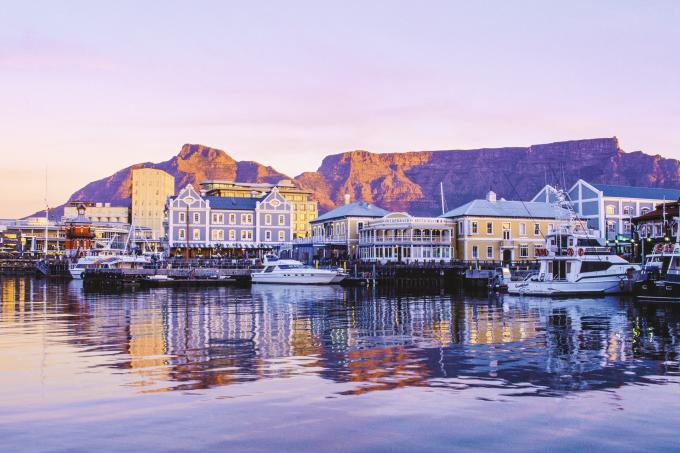 Victoria & Albert Waterfront, Cidade do Cabo, África do Sul