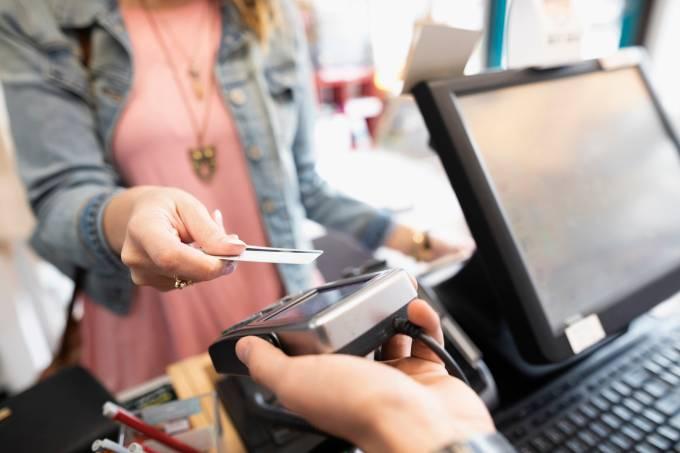 Cartão de crédito / Compras