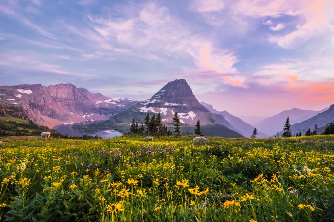 Glacier National Park, Estados Unidos