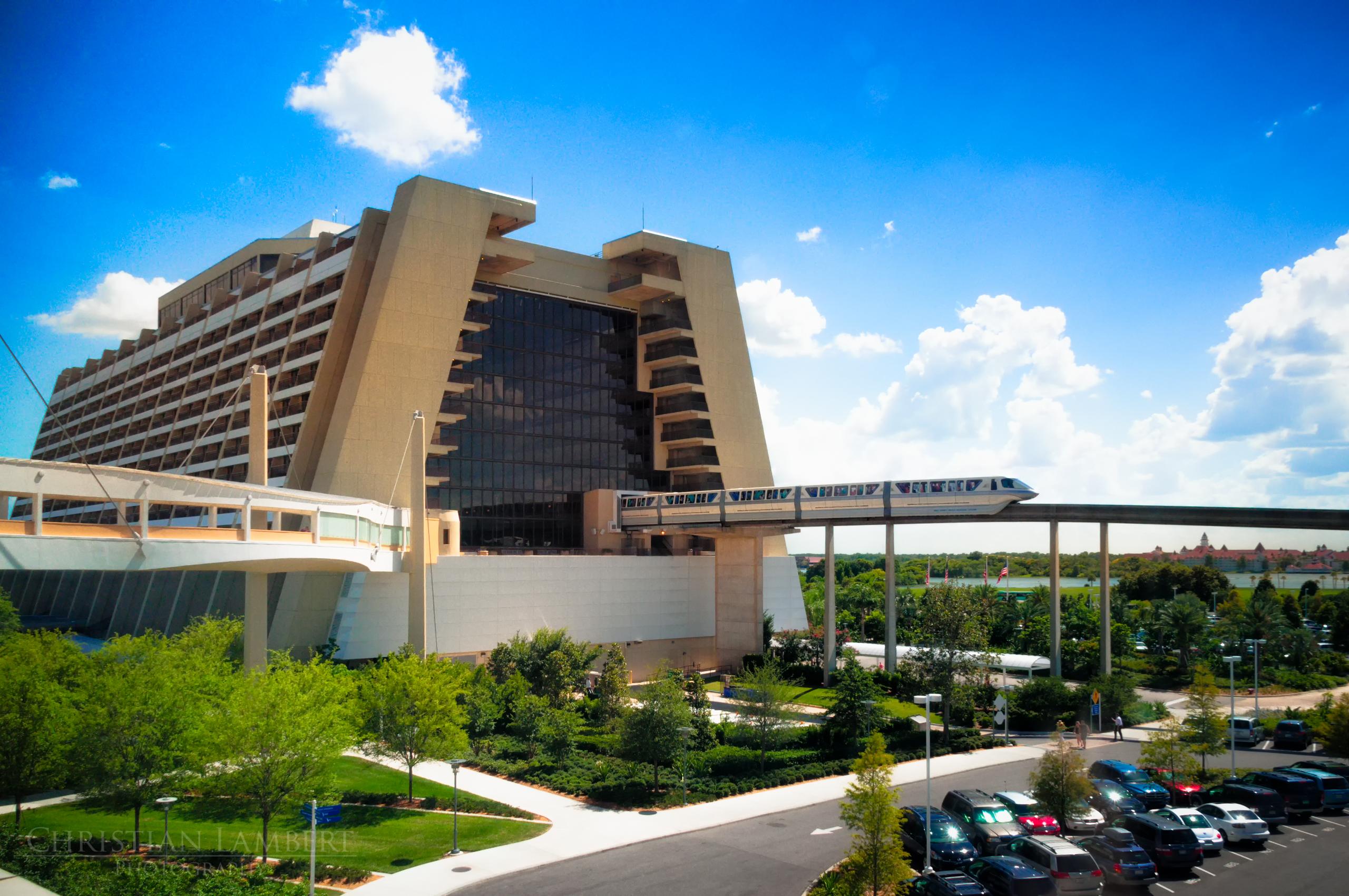 Disney's Contemporary Resort, em Orlando