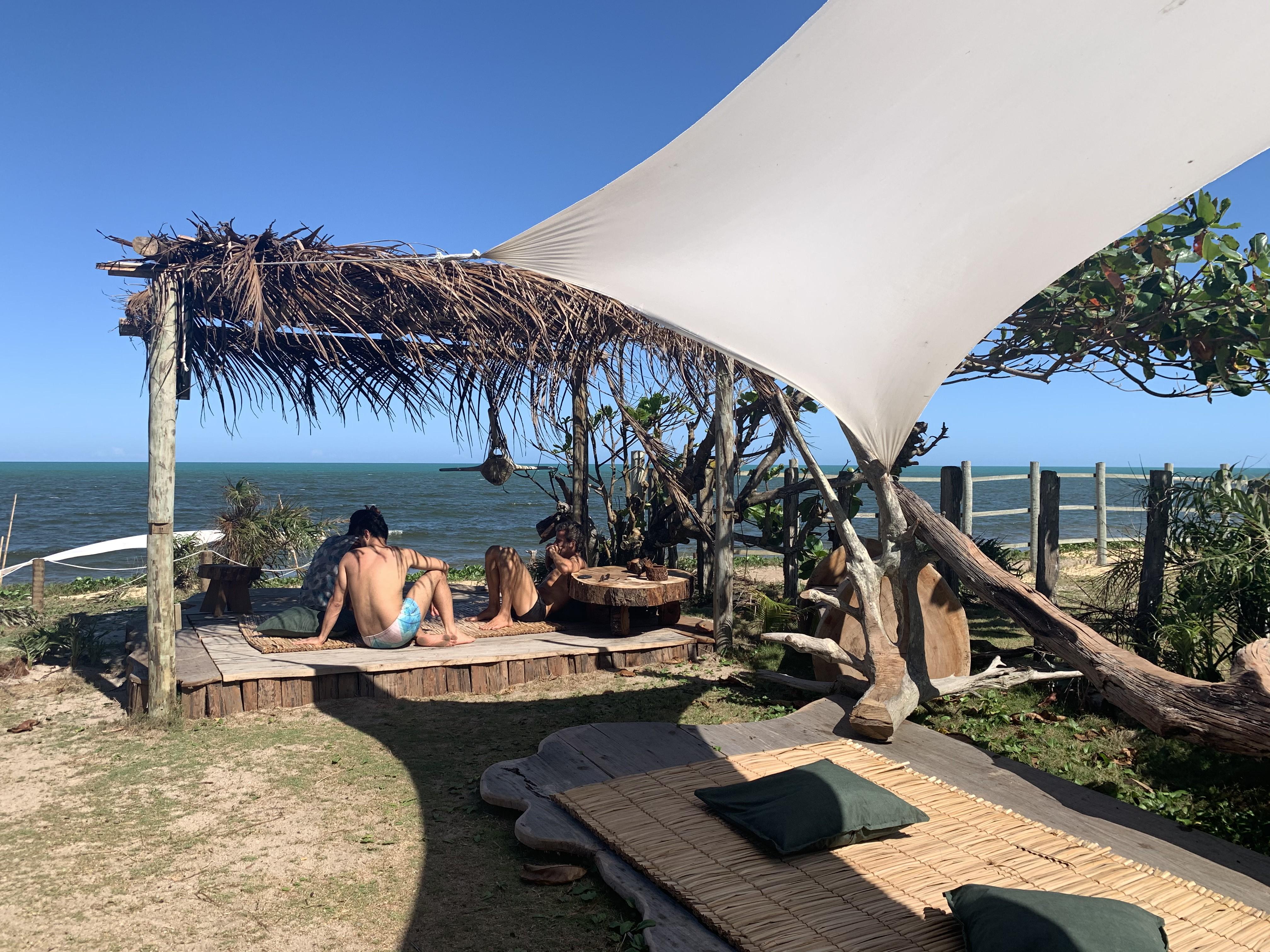 A Caraíva de sempre está de volta no Saravá