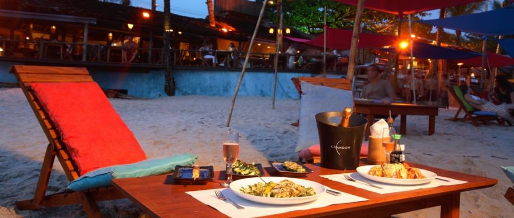 Restaurante Badauê, Praia de Juquehy, São Sebastião, São Paulo, Brasil