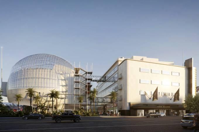 Museu de Cinema de Los Angeles, Estados Unidos