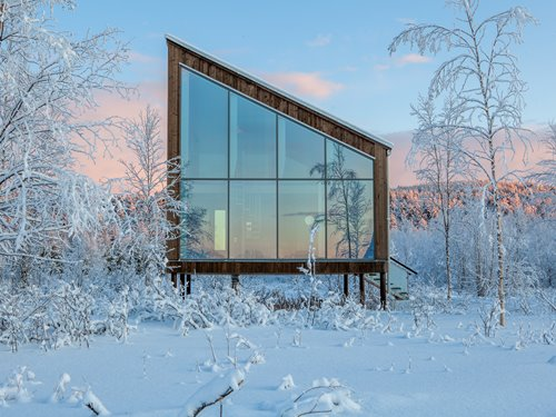 Arctic Bath, Lapônia, Suécia