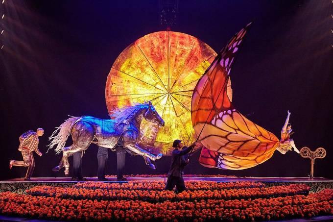 Luzia, Cirque du Soleil