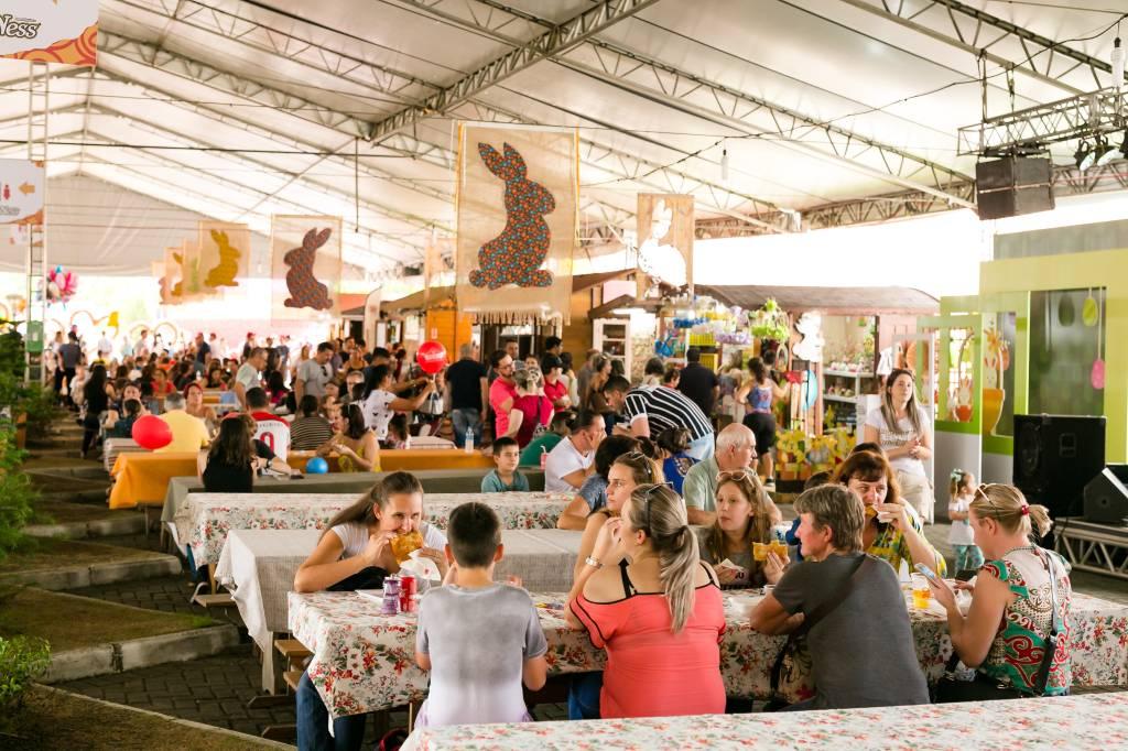 Osterfest, Pomerode, Santa Catarina, Brasil
