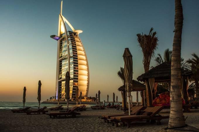 Burj Al Arab, Dubai, Emirados Árabes