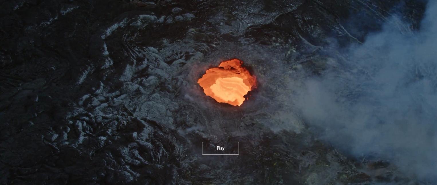 Hawai'i Volcanoes National Park - Havaí