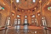 O espetacular Salão Árabe, do Palácio da Bolsa, no Porto, Portugal