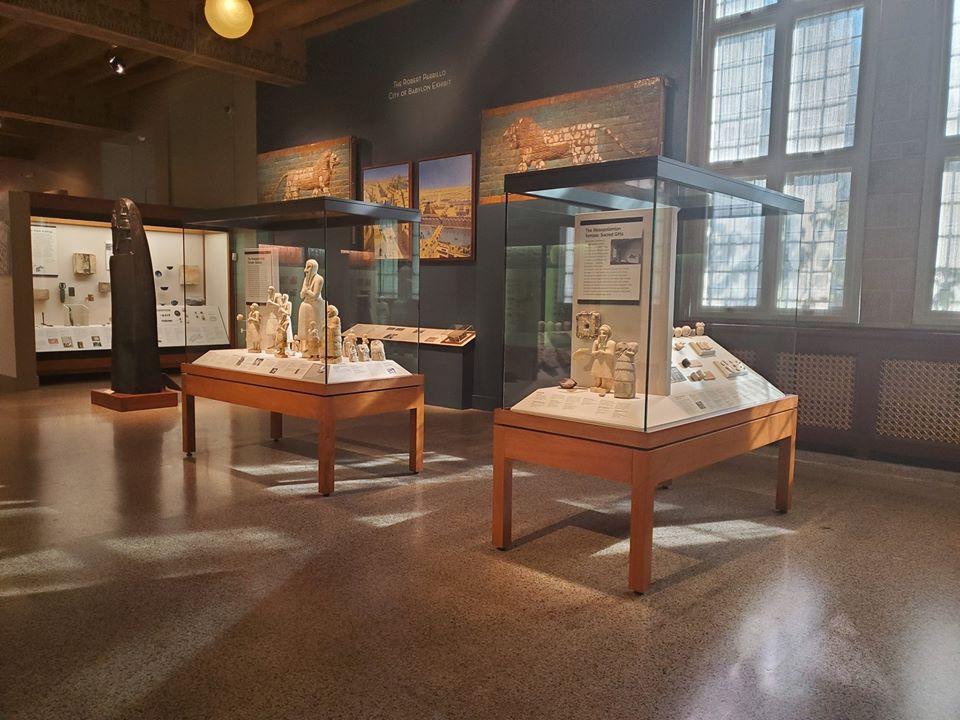 Oriental Institute Museum, em Chicago