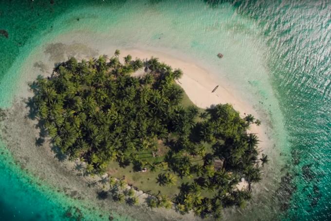 Arquipélago de San Blas, Panamá – La Casa de Papel