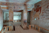 Tumba da Rainha Meresankh III, no Egito