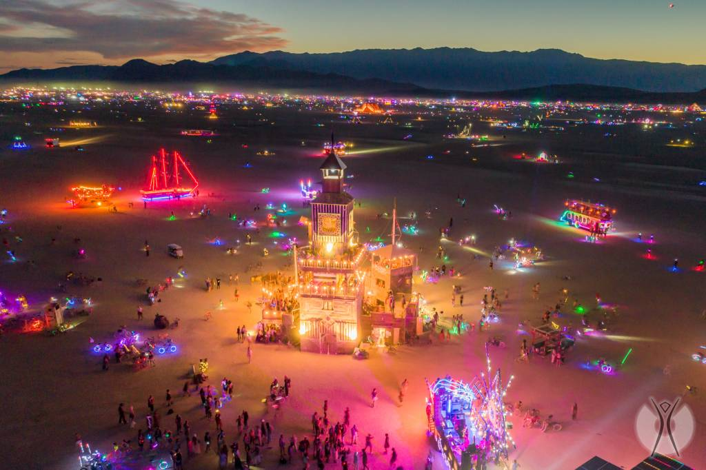 Burning Man, Nevada, Estados Unidos