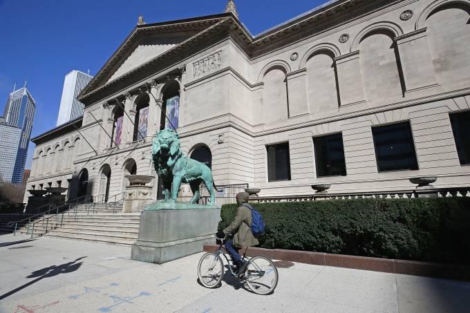 Art Institute of Chicago, em Chicago