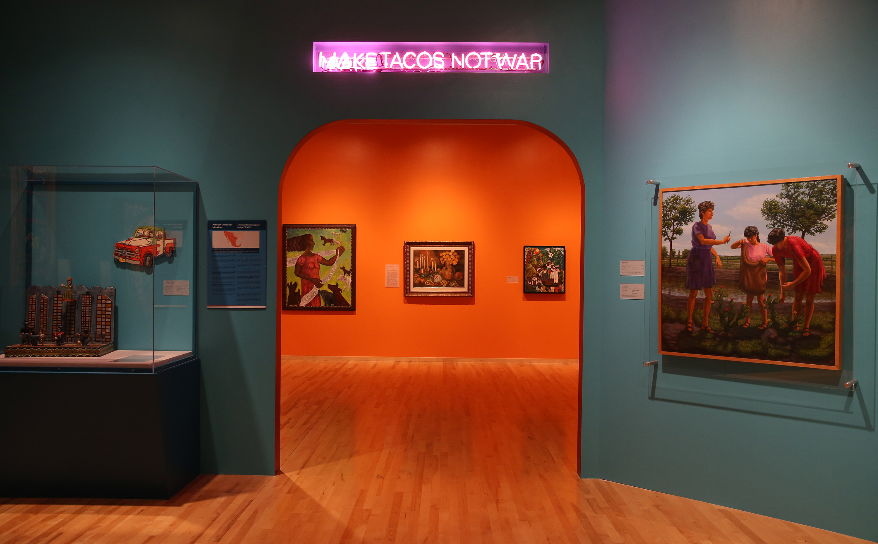 National Museum of Mexican Art, em Chicago