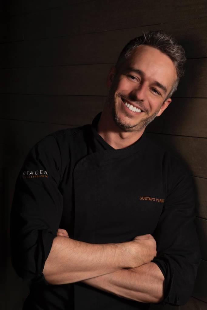 Chef Gustavo Pereira
