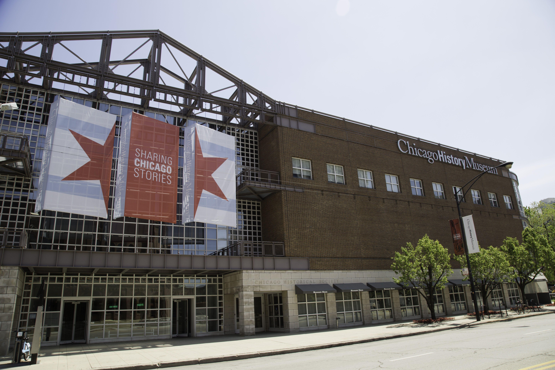 Chicago History Museum, em Chicago