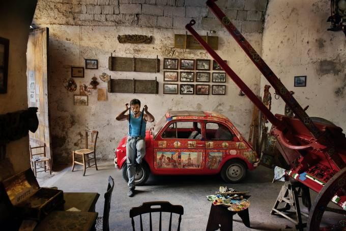 Itália, Steve McCurry