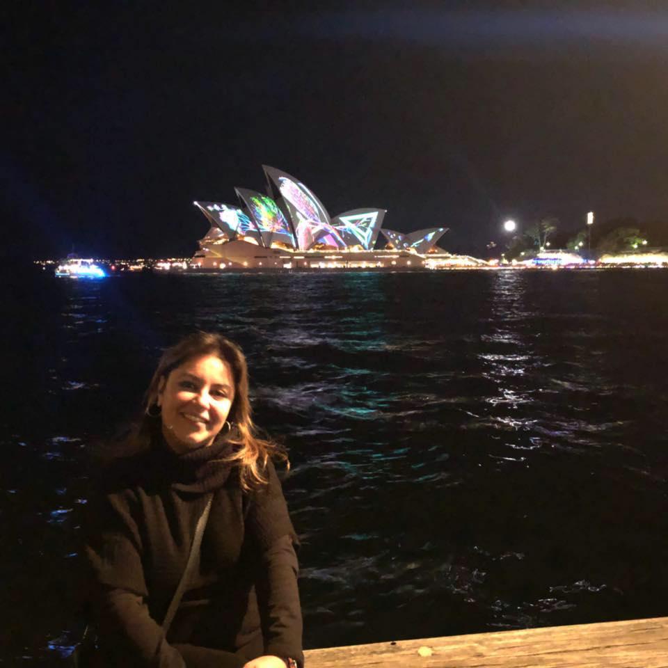 Marcela Martins (Sidney, Austrália)