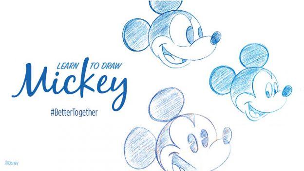 Mickey desenho