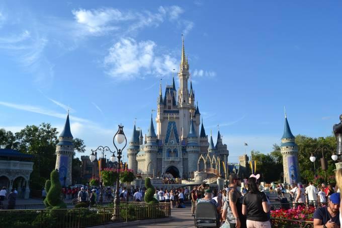 Magic Kingdom, Orlando, Flórida, Estados Unidos