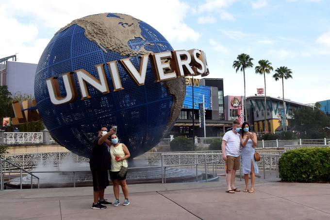 Universal, Orlando, Flórida, Estados Unidos
