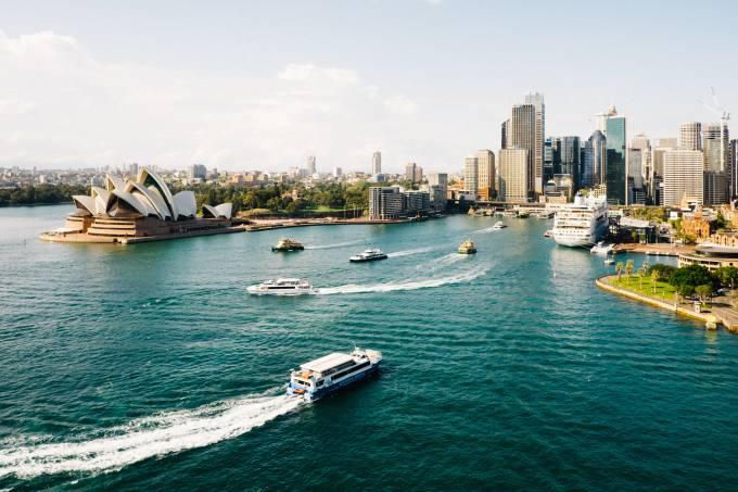 Opera House de Sydney, Austrália
