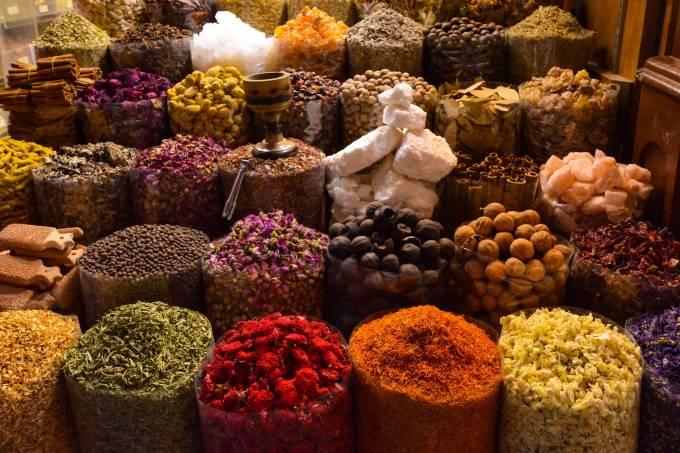 Especiarias, Marrocos