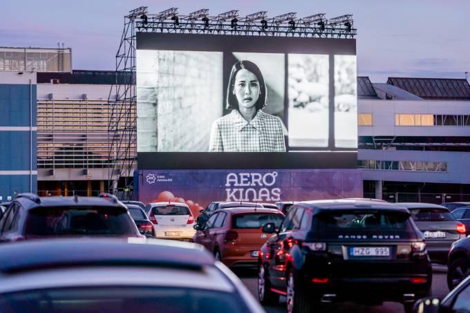 Vilnius Drive in Movie 1